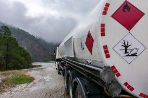 Transport de matières dangereuses